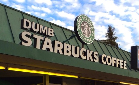Dumb Starbucks