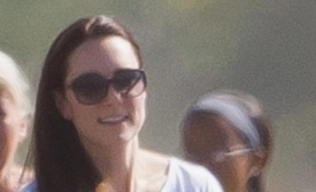 Kate Middleton, Prince George Vacation