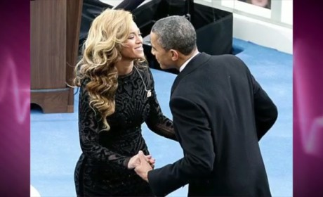 Obama and Beyonce Affair?