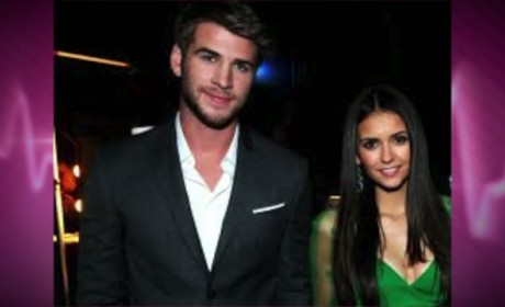 Liam Hemsworth and Nina Dobrev: SPOTTED KISSING!!!