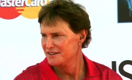 Bruce Jenner Loves Manicures!