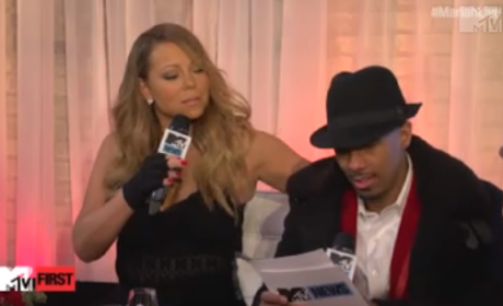 Mariah Carey, Nick Cannon Reenact Mean Girls: Watch!