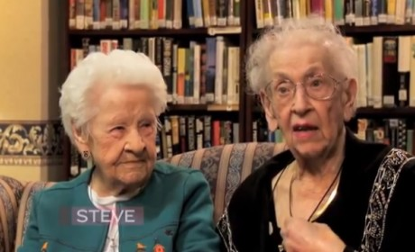 100-Year Old BFFs Show Concern for Justin Bieber, Hatred for iOS7 and More