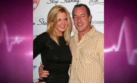 Michael Lohan and Kate Major Fight