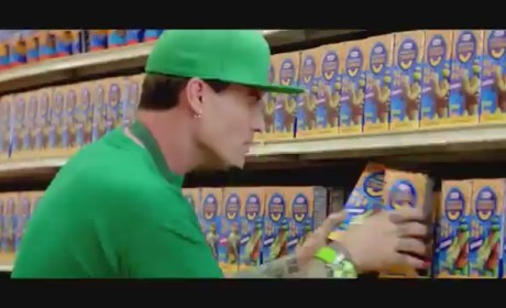 Vanilla Ice Kraft Commercial