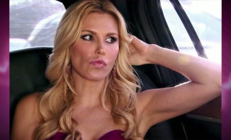 Brandi Glanville Child Support Claims