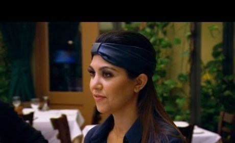 Keeping Up with the Kardashians Clip: Time for a Yard Sale?