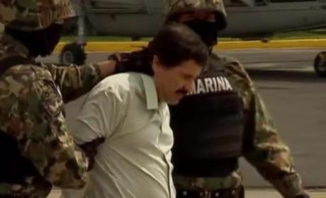 Joaquin 'El Chapo' Guzman Arrested in Mexico