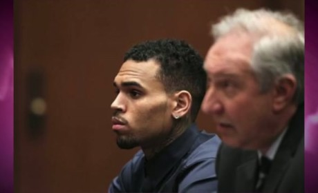 Chris Brown Sued For Homophobic Attack