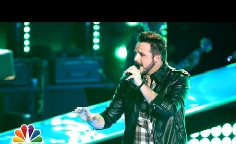 """Jeremy Briggs: """"Bad Company"""" (The Voice Audition)"""