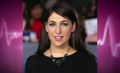 Mayim Bialik on Public Breastfeeding: It's Not Sexual!