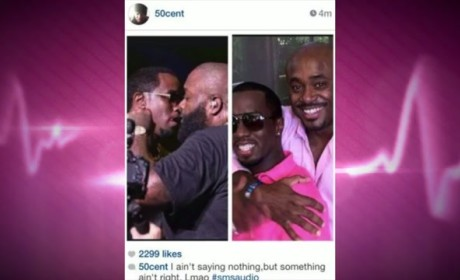 Rick Ross: 50 Cent is Irrelevant, Not Worthy of Any Response