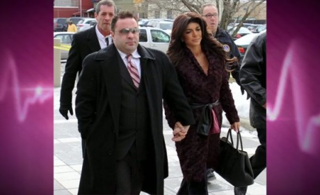"""Teresa Giudice Takes Responsibility for Mistakes, Is """"Heartbroken"""" for Daughters"""