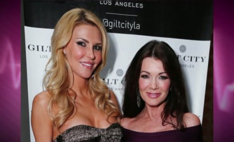 Brandi Glanville to Lisa Vanderpump: Grow Up and GET A LIFE!