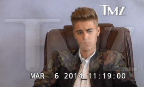 Justin Bieber Deposition Footage, Part 4