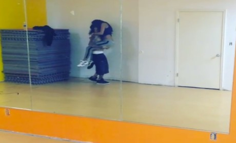 Justin Bieber and Selena Gomez: The Sexy Dance!