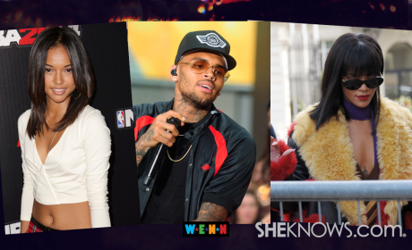Chris Brown: Dumped By Karrueche Tran Over Rihanna Rehab Visit!