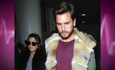 Kourtney Kardashian and Scott Disick: Are They Eloping?