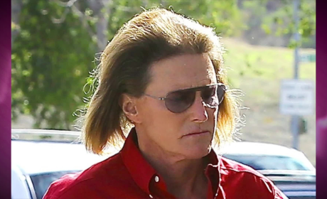 Bruce Jenner: Gaunt, Long-Haired in Latest Bizarre Sighting