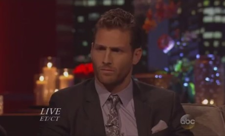 Juan Pablo Interview with Chris Harrison