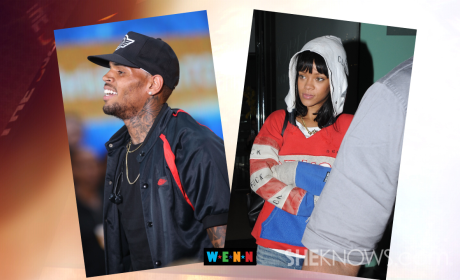Chris Brown and Rihanna: Over For Good?