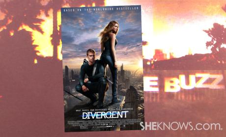 Divergent: Top 5 Moments!