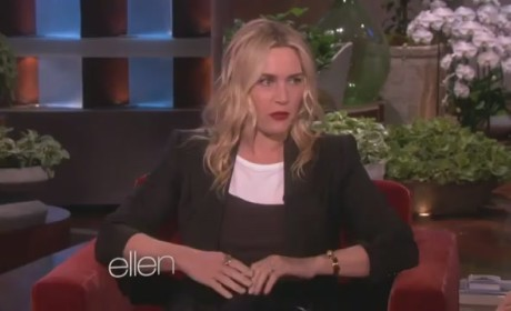 Kate Winslet Defends Baby Name on Ellen