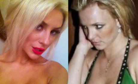 Courtney Stodden Covers Britney Spears, Sounds Probably Better Than Britney Spears