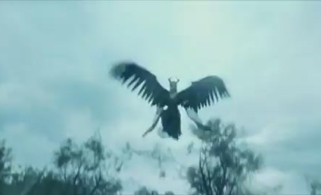 Maleficent Trailer: Wings