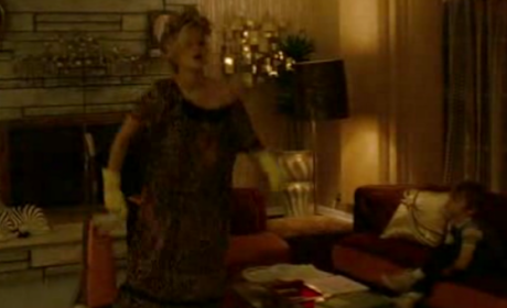 American Hustle Deleted Scene: Jennifer Lawrence Dances to Santana!