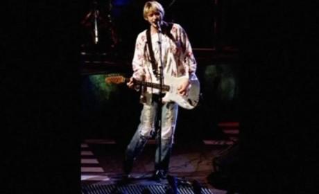 Kurt Cobain Suicide Photos Revealed