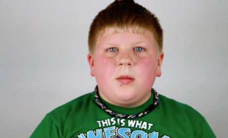 11-Year Old Reacts to News of Impending Sibling