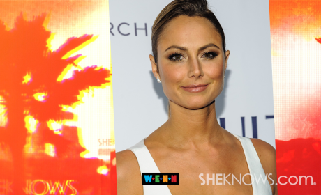 Stacy Keibler: Pregnant with First Child!