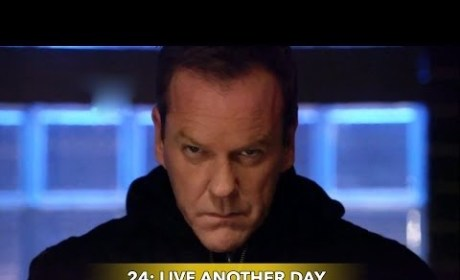 24: Live Another Day Promo; Every Second Counts