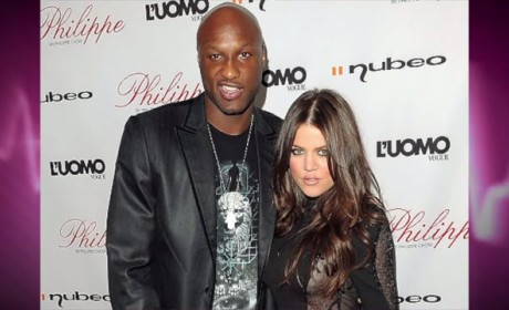 Khloe and Lamar Talking All the Time?