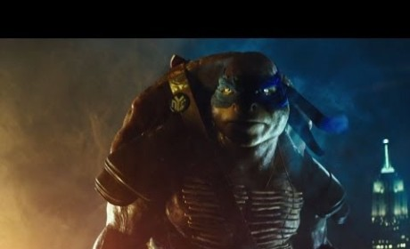 Teenage Mutant Ninja Turtles Trailer: Megan Fox + Michael Bay = Cowabunga?