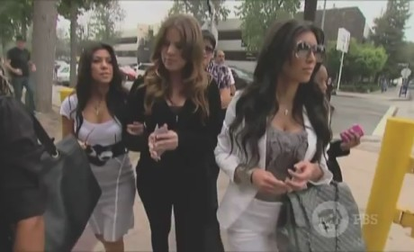 Jimmy Kimmel Presents The Kardashian Konquest: The Taking of America