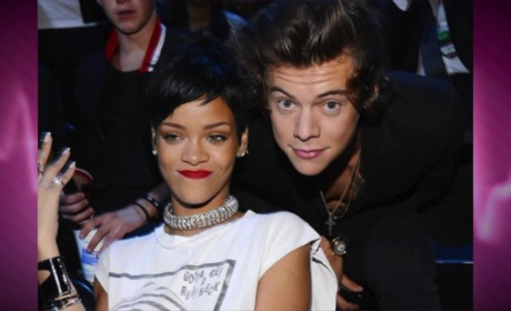 Harry Styles and Rihanna: Dating?!