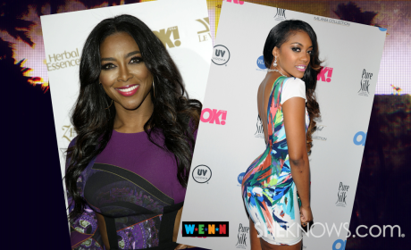 Porsha Williams: Going After Kenya Moore to KEEP Real Housewives of Atlanta Job?!