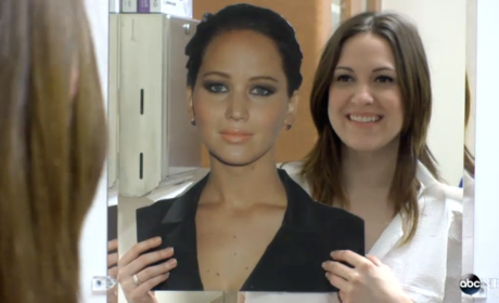 Jennifer Lawrence Plastic Surgery Obsession: Fan Spends $25K to Look Like Idol