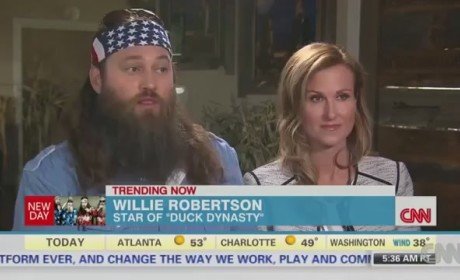 Willie Robertson, Duck Dynasty Star, Defends Phil Robertson GQ Interview
