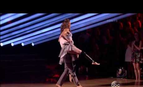 Dancing With the Stars: Amy Purdy Delivers Most Emotional Routine Ever