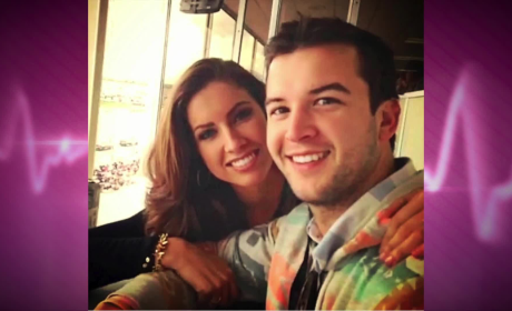 Katherine Webb and AJ McCarron: Engaged!