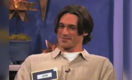 Jon Hamm Dating Show Fail From 1996: What a Goon!