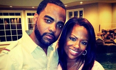 Kandi Burruss and Todd Tucker: Married!