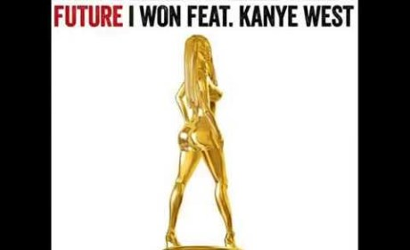 "Future (Ft. Kanye West) - ""I Won"""