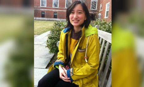 Thin Yale Student Denies Eating Disorder