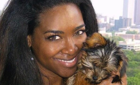 Kenya Moore: Did She Fake Dog's Death on The Real Housewives of Atlanta?