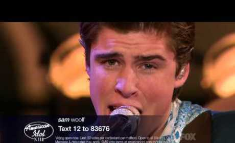 "Sam Woolf - ""Time After Time"""