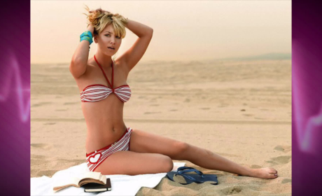 Kaley Cuoco is So Hot